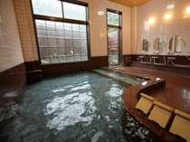 露天付き女性用大浴場