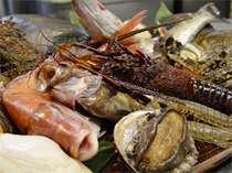 篠島で獲れた新鮮な海のごちそうをお楽しみください。