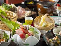 金沢和洋会席イメージ~加賀金沢の旬を織り交ぜたお料理です