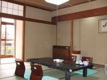 長瀞の四季をお部屋から 4月には桜のお花見できます