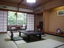 和室10畳ユニットバス・温水洗浄トイレ付客室 一例