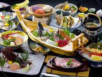 【松阪牛ならコレ】石神さんへ開運祈願&食べて開運!伊勢志摩の魅力満載★極上コース
