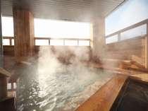 強酸性の温泉でお肌の古い角質が溶けてすべすべに!(詳しくはクチコミをご覧ください)