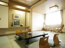 和室12畳 標準タイプの客室です
