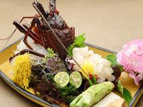 【2018年10月~】選べる伊豆の海の幸!伊勢海老or鮑一品チョイスプラン