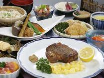 イベリコ豚ステーキプラン★お部屋食