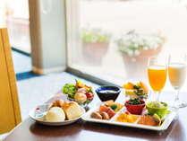 【朝食】和洋バイキング ※写真はイメージ