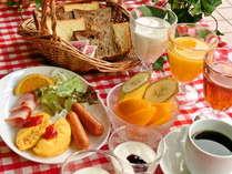 ★【ジョイフルジュニア】7:00~10:00迄  朝食の一例♪
