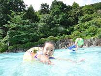 ○夏はプールで元気に遊ぼう♪ご利用期間は8月末迄!