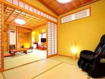 【客室例】すべての部屋が異なるタイプ全7室天然木で設えたゆったりとした客室
