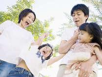 【夏休みファミリー】家族でわくわく温泉旅行♪70品目の豪華バイキング&大人も子供も特典付★