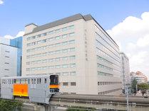JR立川駅北口より歩行デッキで約徒歩3分◎レジャーにもビジネスにも楽々アクセス!