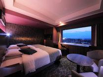 ■NEW◇スーペリアツイン■29平米/ベッド幅120cm/街のにぎやかさを眺めながら快適なホテルステイを
