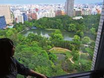高層階 公園側イメージ