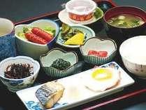 【朝食 一例】一日の始まりは朝食から♪