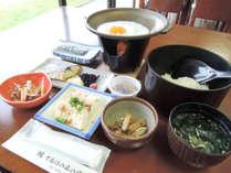 【朝食付】■綾どれ自慢の食材を使用した「和朝食」で1日の始まりを♪