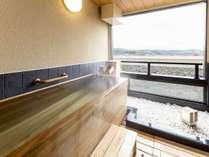 木蘭・柑子・伽羅:檜風呂