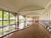 大浴場:洋風内風呂