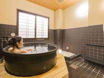 貸切風呂:壺風呂(3室)