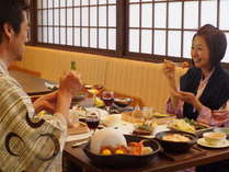 本格フレンチと和食会席を融合させた【創作和食】を、こころゆくまでお楽しみください。