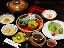 *マクロビオティック料理一例/玄米菜食を基本とした、美容と健康に良い食事法を是非お試しください。