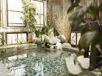 ■最上階 女性大浴場 ~露天風呂~