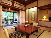 【1泊2食付き】木造客室「吉昇亭」と心も温まるにごり湯で温泉ざんまい。
