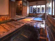 【正徳の湯】硫黄のにごり湯と重曹透明泉、2種類の美肌の湯が楽しめる人気の貸切風呂(IN時予約)