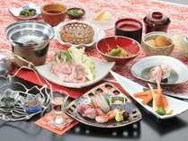 【彩り料理フェア】富山雪のおもてなし・キトキトぐるめプラン