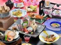 富山うららかな春の訪れ・海鮮三昧プラン