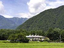 *二つのアルプスを眺める宿♪駒ヶ根高原の自然を満喫しよう!