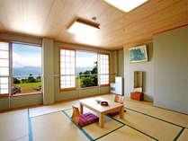 *和室(一例)ゆったりとした落ち着いた和室です。