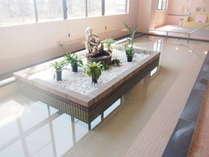 別館温泉センター大浴場。