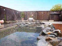 最大級の露天風呂