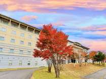 【外観】秋の景色
