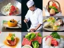 【泊まったお客様から美味しかった!と高評価】冬食材満載 佐賀牛付料理長おすすめ会席。
