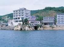 岩屋温泉 淡海荘