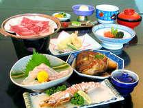 厳選した【淡路の旬の食材】をご満喫いただく、スタンダード会席コース。