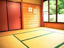*【和室8畳】シンプル&クリーンな禁煙和室。