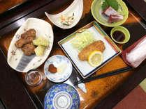 【長期復興/平日限定】観光の拠点に☆戻ってきたら、質も量も満足のお食事に舌鼓<夕食付>