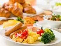 朝食ビュッフェ★無料です★