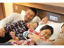 18歳以下添い寝無料。朝食、駐車場も無料でご家族での旅行におすすめ♪到津の森公園まで車で約40分!