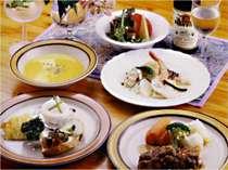 リクエストの多い 洋食フルコース