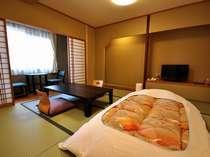 和室8畳・・お布団イメージ
