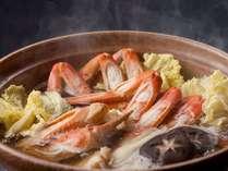 【かにすき鍋】冬はやっぱりかにのお鍋で決まりですね