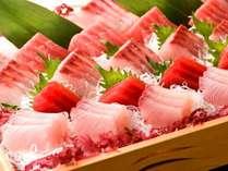 ★こりこりの食感が新鮮さの証し!旬の魚種に出会えます!