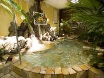 ☆『四季の湯』露天風呂☆各大浴場は朝はam5:00~am11:00。午後13:00~24:00。ご利用頂けます。