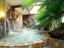 大浴場『四季の湯』 露天風呂で癒しのひとときを。。。