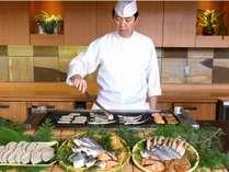 ☆伊豆半島の朝食。「The鯵の干物」当たり外れはありません!全部旨っ♪