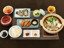 広島県江田島産♪牡蠣づくし!牡蠣好きにたまらないプラン!蒸・鍋・揚の3拍子で味わえる☆牡蠣づくし会席